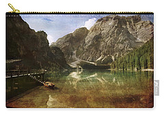 Braies Lake Carry-all Pouch
