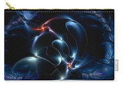 Brain Dancing Carry-all Pouch