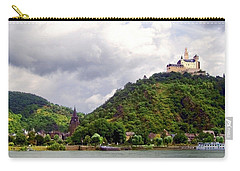Carry-all Pouch featuring the photograph Brambach Germany by Joan  Minchak