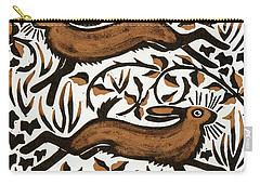 Bramble Hares Carry-all Pouch