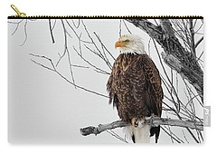 Branch With A View Carry-all Pouch by Steve McKinzie