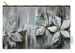 Carry-all Pouch featuring the painting Branches Of Fun by Joanne Smoley