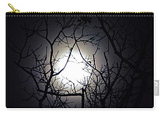 Branches To The Moon Carry-all Pouch