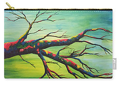 Branching Out In Color Carry-all Pouch