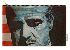 The Godfather-brando Carry-all Pouch