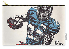Brandon Jacobs 1 Carry-all Pouch