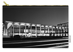 Brasilia - Itamaraty Palace - Black And White Carry-all Pouch