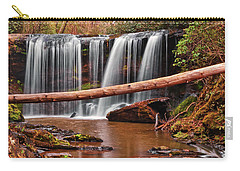 Brasstown Falls 002 Carry-all Pouch
