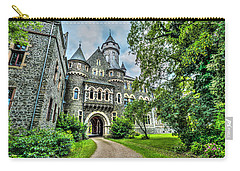 Carry-all Pouch featuring the photograph Braunfels Castle by David Morefield