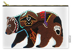 Brave Bear Carry-all Pouch