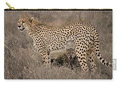 Brave From Under Here Carry-all Pouch