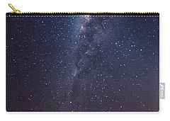 Carry-all Pouch featuring the photograph Brazil By Starlight by Alex Lapidus