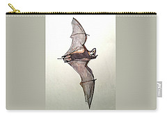 Brazilian Free-tailed Bat Carry-all Pouch