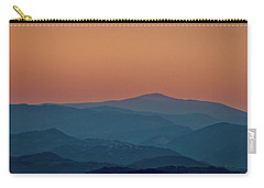Carry-all Pouch featuring the photograph Brda Dusk - Slovenia by Stuart Litoff