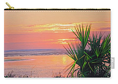 Breach Inlet Sunrise Palmetto  Carry-all Pouch
