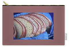 Carry-all Pouch featuring the painting Bread Basket by Mary Ellen Frazee