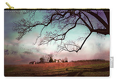 Break Of Dawn Carry-all Pouch by John Rivera