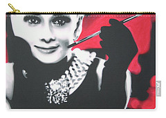 Breakfast At Tiffannys Carry-all Pouch