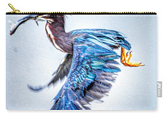 Carry-all Pouch featuring the photograph Breakfast by Sumoflam Photography