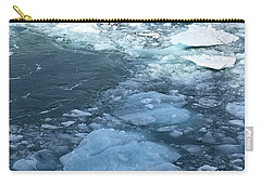 Breaking Ice Carry-all Pouch