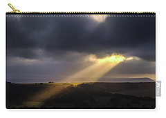 Carry-all Pouch featuring the photograph Breaking Through by Will Gudgeon