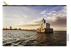 Breakwater Lighthouse Carry-all Pouch