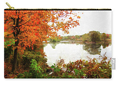 Breath Of Autumn Carry-all Pouch