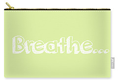 Breathe - Customizable Color Carry-all Pouch