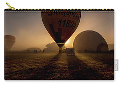 Carry-all Pouch featuring the photograph Breathe The Air by Jorge Maia