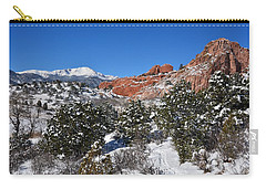 Breathtaking View Carry-all Pouch by Diane Alexander