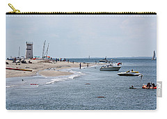 Breezy Point Lighthouse Carry-all Pouch