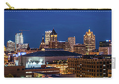 Brew City At Dusk Carry-all Pouch