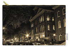 Carry-all Pouch featuring the photograph Market Street by Robert Geary