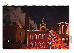 Brewery Lights Carry-all Pouch by Steve Stuller