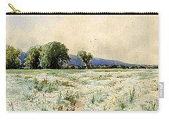 Bricher Alfred Thompson The Daisy Field Carry-all Pouch