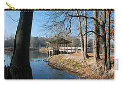 Brick Pond Park Carry-all Pouch