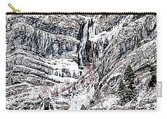 Bridal Veil Falls Carry-all Pouch