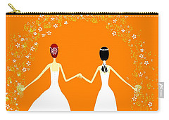Brides Carry-all Pouch