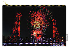 Bridge 13 In Welland Carry-all Pouch
