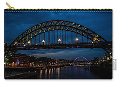 Bridge At Dusk Carry-all Pouch
