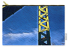 Bridge At Guerneville Carry-all Pouch