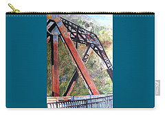Bridge At Thurmond Wv Carry-all Pouch