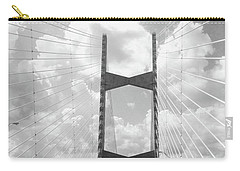 Bridge Clouds Carry-all Pouch