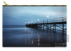 Bridge In The Sea Carry-all Pouch