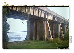 Bridge In Leesylvania Park Va Carry-all Pouch