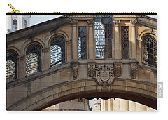 Bridge Of Sighs Oxford Carry-all Pouch