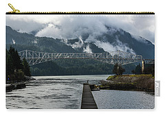 Bridge Of The Gods Carry-all Pouch