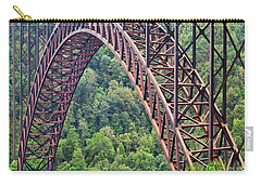 Bridge Of Trees Carry-all Pouch