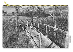 Bridge On The Prairie Carry-all Pouch