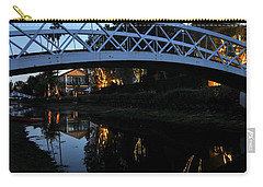 Bridge Over Lights Carry-all Pouch